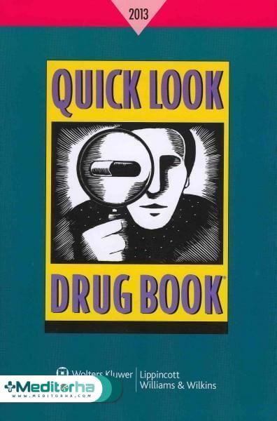 کتاب نگاه سریع به دارو